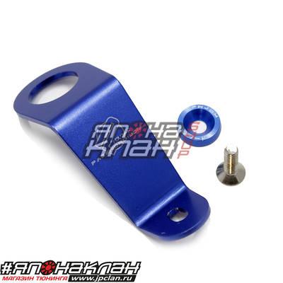 Крепление радиатора Password:JDM 92-95 for honda Civic EG синие