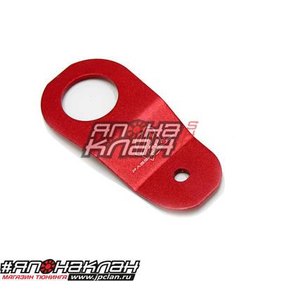 Крепление радиатора Password:JDM Honda EK / AP / DC фиолетовые