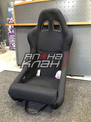 Кресло спортивное Ковш TBOX RACE SPEC Стальной каркас black