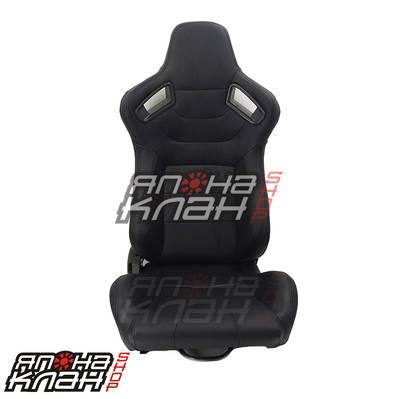 Кресло спортивное Recaro Sportster CS style черные