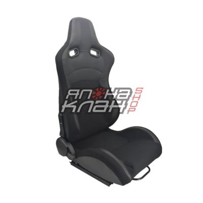 Кресло спортивное TBOX Sportster Style черное