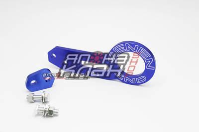 Крюк буксировочный BENEN с углом синий