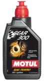 Масло трансмисcионное кпп MOTUL Gear 300 75W-90 (1л)