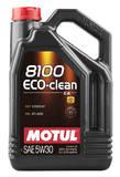 Моторное масло Motul 8100 Eco-clean 5W-30 (5л)