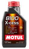 Моторное масло Motul 8100 X-cess 5W-40 (1л)