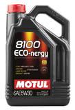 моторное масло Motul 8100 Eco-energy 5w-30 (5л)