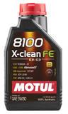 моторное масло Motul 8100 X-Clean FE 5w-30 (1л)