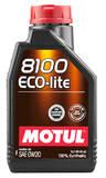 моторное масло Motul 8100 Eco-lite 0w20 (1л)