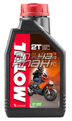 MOTUL Scooter Power 2T (1л)