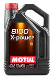 Моторное масло Motul 8100 X-POWER 10W-60 (5л)