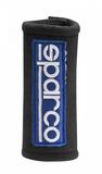 Накладки на ручку стояночного тормоза SPARCO черная, S01099NR