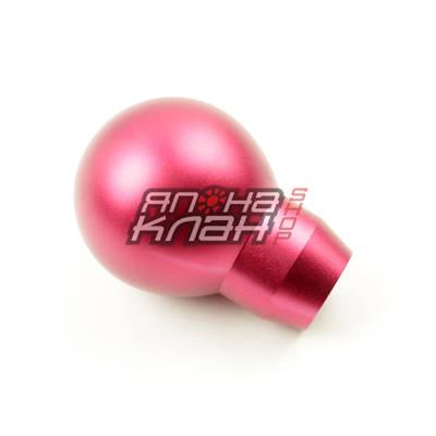Насадка на ручку КПП MOMO круглая красная
