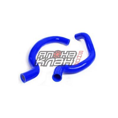 Патрубки радиатора Honda Accord CL7 синие