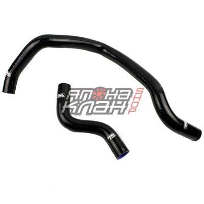 Патрубки радиатора Honda Civic D13/14/15/16 92-00 черные