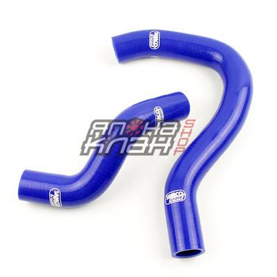 Патрубки радиатора Honda Civic Type R EP3 K20A синие