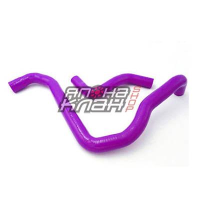 Патрубки радиатора Honda Prelude 92-96 JDM фиолетовые