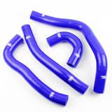 Патрубки радиатора MITSUBISHI Evo 10 синие