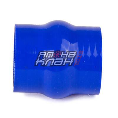 Патрубок силиконовый демпферный 57
