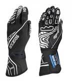 Перчатки для автоспорта SPARCO Lap RG-5, FIA, черный, размер 10, 00131110NR