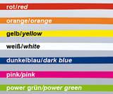 Полоса для колесных дисков зеленая 34393