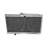 радиатор алюминиевый MITSUBISHI Evo 7-8 50мм МТ