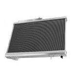 Радиатор алюминиевый Nissan R33 50мм МТ