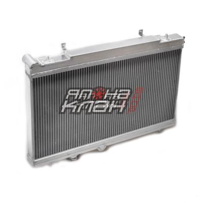 Радиатор алюминиевый Subaru GDB 40мм МТ