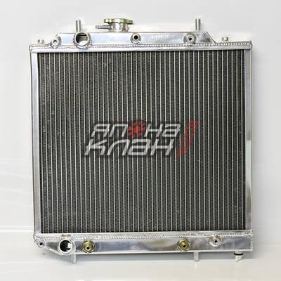 Радиатор алюминиевый Daihatsu YRV 40mm AT