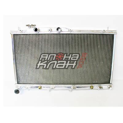 Радиатор алюминиевый Subaru Outback V6 99-03 40mm AT