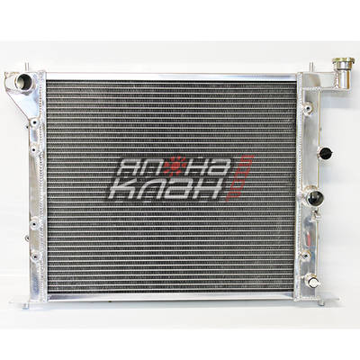 Радиатор алюминиевый Toyota MarkII JZX90 50мм MT