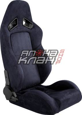 Кресло спортивное Recaro SR7 Style Black