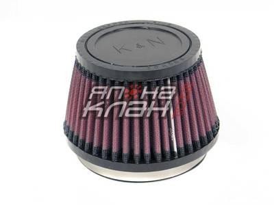 Фильтр нулевого сопротивления универсальный K&N RU-4410 Rubber Filter 89мм