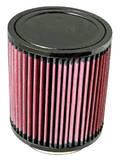 Фильтр нулевого сопротивления универсальный K&N RU-5114   Rubber Filter