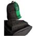 Рюкзак Bride черный ремни Takata зеленые