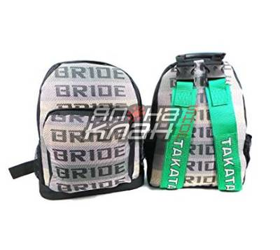 Рюкзак Bride ремни Takata зеленые NEW