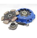 Сцепление керамическое комплект FX Nissan Silvia 13/14/14 SR20-det 5-6 скоростей