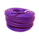 Шланг силиконовый 6мм (вакуумный) фиолетовый