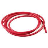 шланг силиконовый 4мм (вакуумный) красный