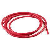 Шланг силиконовый 4*7мм (вакуумный) красный