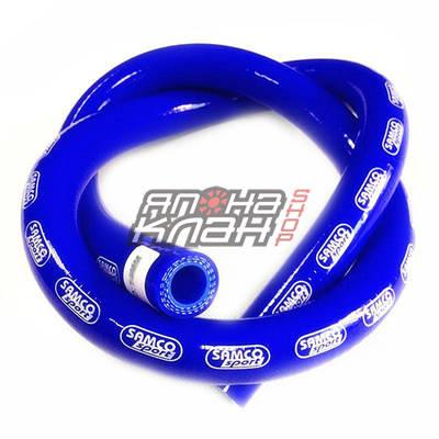 Шланг водостойкий 9.5мм 1м синий