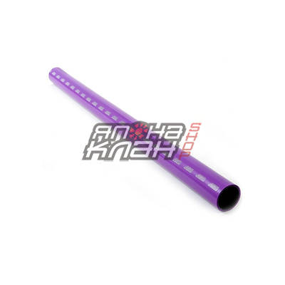Шланг водостойкий 9.5мм 1м фиолетовый
