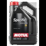 моторное масло Motul Specific 504 00 507 00 0w-30 (5л)