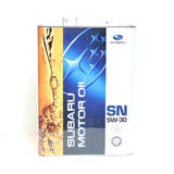 Масло моторное SUBARU SN 5W-30 K0215-Y0273 4L