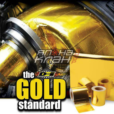 Термоизоляция Reflect-A-Gold лента 5см*9м DEI