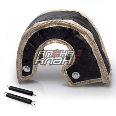 Термошуба для турбины T3/T4 T25/28 GT30/35 черная