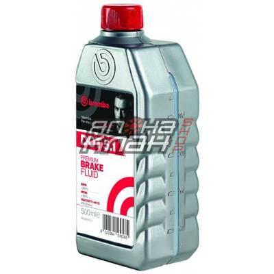 Тормозная жидкость Brembo DOT 5.1 BF 0.5L