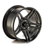 Диски COSMIS Racing VCP S5R 18X9,0 5X114,3 ET26 HYPER BLACK