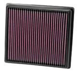Воздушный фильтр нулевого сопротивления K&N 33-2990 BMW F30 F20 F22